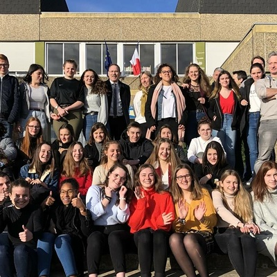 Au CVL, les lycéens organisent les actions de l'année