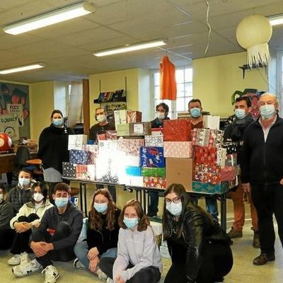 Noël solidaire au LHA