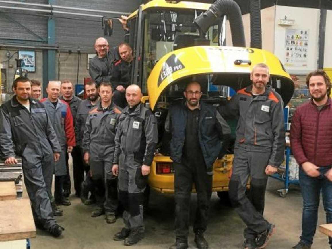 Formation « Logistique et maintenance des moyens techniques hydrauliques ». 0